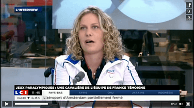 Interview de Céline GERNY