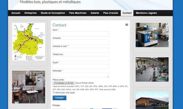 Formation WordPress pour création du site de Modelage Lesage