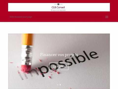 Le site www.clb-conseil.fr a été réalisé avec le thème Divi pour WordPress traduit en français.