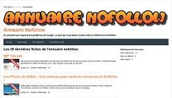 Annuaire Nofollow: l'annuaire qui vous donne le choix!