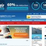 TemplateMonster solde ses thèmes à mois 60% pour le Black Friday
