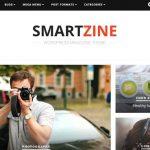 Vous pouvez acheter le Thème SmartZine de Theme Junkie à moitié prix