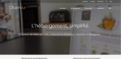 Obambu: hébergeur web pas cher mais de qualité
