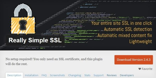 Passer son WordPress en HTTPS en quelques clics avec Really Simple SSL