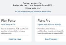 50% de remise sur les hébergements pros Archive Host jusqu'au 31 juillet 2017