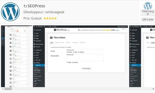 SeoPress Pro en promo pour le WordCamp Bordeaux