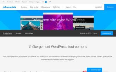 20 bonnes raisons de choisir le plan d'hébergement WordPress chez Informaniak