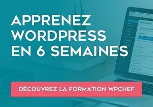 Apprenez à créer et à gérer des sites WordPress