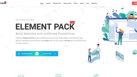Element Pack Pro