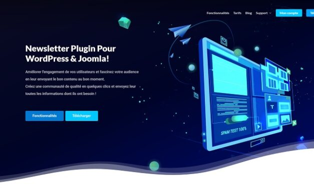 AcyMailing, l'extension française de newsletter pour WordPress
