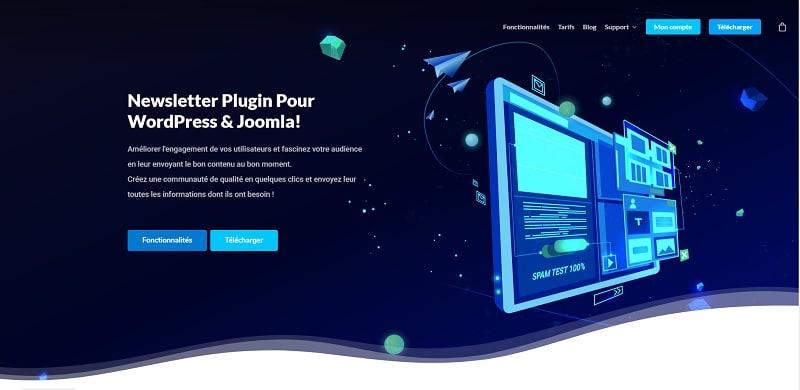 AcyMailing, l'extension française de newsletter pour WordPress